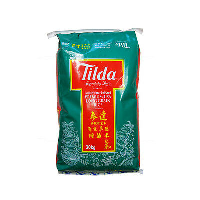 Tilda Long Grain Rice - 20Kg
