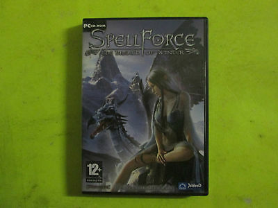 Pc-Cd-Rom  / Spellforce The Breath Of Winter / Jowood / Ce5