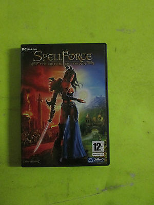 Pc-Cd-Rom  / Spellforce The Order Of Dawn / Jowood / Ce5