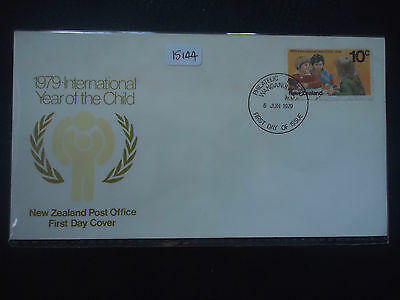 new zealand 1979 year of the child first day cover