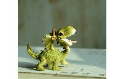 Miniature Dollhouse FAIRY GARDEN - Mini Dragon - Accessories