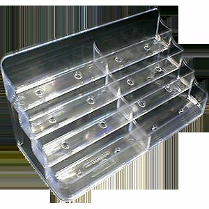 4 Tiered Business Card Holder