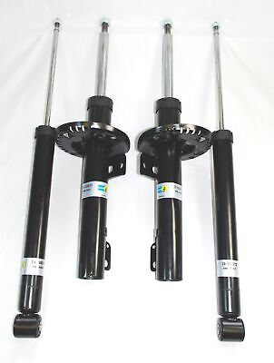 Bilstein 4x B4 Full Kit Absorbers Dampers High OEM Quality 22-105813 19-109572
