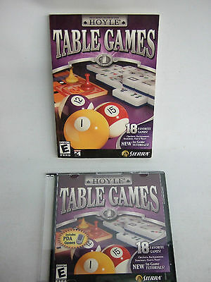 Hoyle Table Games [2003]  (PC, 2003)