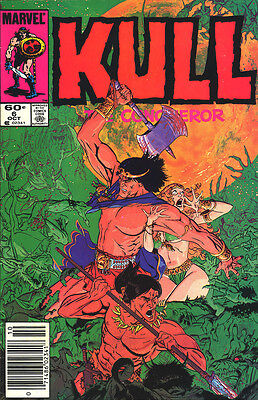 Kull The Conqueror (Volume 3) Issue #6 Marvel Comics 1994 VF Free Shipping!!