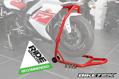 New Motorcycle Motorbike Front Head Paddock Stand