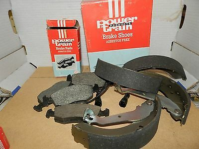 Ford Granada Brake pads and shoes