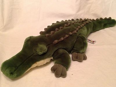 "28"" Swampy Alligator Ultra Soft Plush Stuffed Gator Aurora Crocodile"