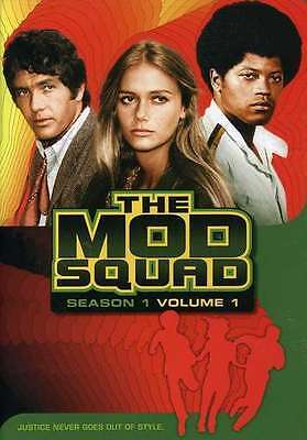 The Mod Squad - Season 1, Volume 1 by Peggy Lipton, Michael Cole, Clarence Will