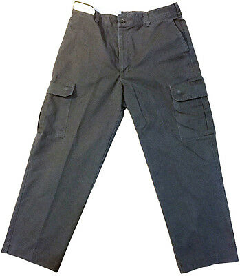 Cargo Work Pants by Red Kap (Gray) Pre-Worn & Laundered