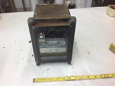 General Electric 12IAC77A12A Time Overcurrent Relay. used