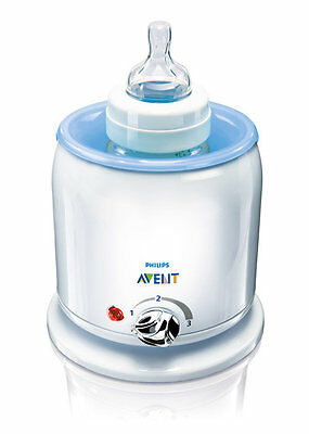 Philips AVENT Express Baby Food Bottle Warmer Infant Electric Quick Baby Shower