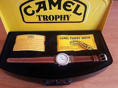 camel trophy orologio NUOVO