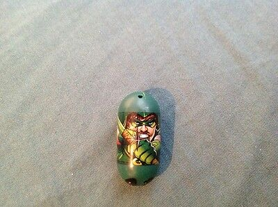 Limited edition ( green arrow )  dc/marvel collectable Mighty bean