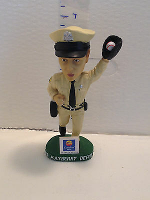 David Browning the Mayberry Deputy Bobblehead Vintage