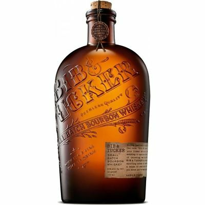 Bib & Tucker 6 Year Old Small Batch Kentucky Bourbon 700ml