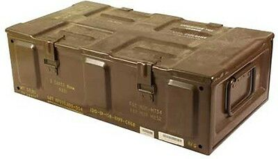 (2) 81 MM MORTAR AMMO CAN MILITARY SURPLUS