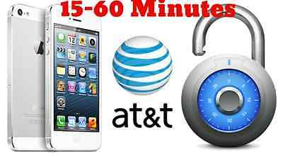 AT&T iPhone 6 / 6 plus / 5 / 5s Factory Unlock Service - Clean IMEI - PERMANENT