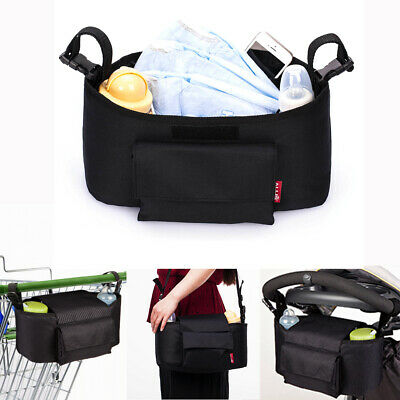 Allis Changing Bag Set Large Nappy Bag Diaper Tote Insulated, 2 Bags PVC FREE