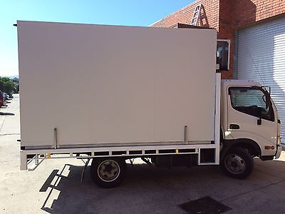 demountable Truck or Trailer Cool Room Mobile Coolroom Portable Coolroom