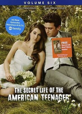 The Secret Life of the American Teenager, Vol. 6 (DVD, 2011, 3-Disc Set)