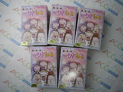 Anime Magical Pretty Witchy Ojamajo Doremi Figure Collection Normal Set Gashapon