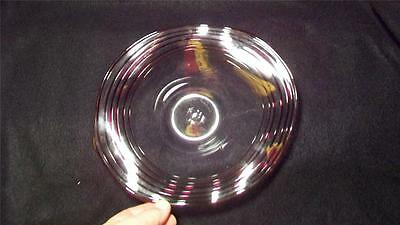 Richard Blenko Art Glass Bowl Signed Numbered Limited Edition