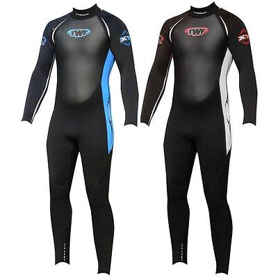 """TWF XT3 Mens Wetsuit Chest 35/38"""" Height 5'3/5'8 STOCK CLOSE OUT - DIVE SURF -"""