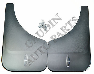 Lincoln FORD OEM 07-14 Navigator-Mud Flap Set 7L7Z16A550A
