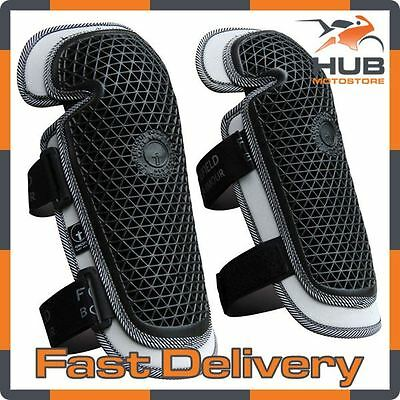 Forcefield Strap On Motorcycle Flexible Knee/Leg Pad Protector Armour