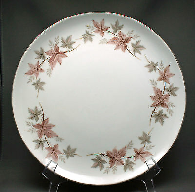 "China Dinner Plate Windsor Style House Japan 10 1/4"" Free USA Shipping"