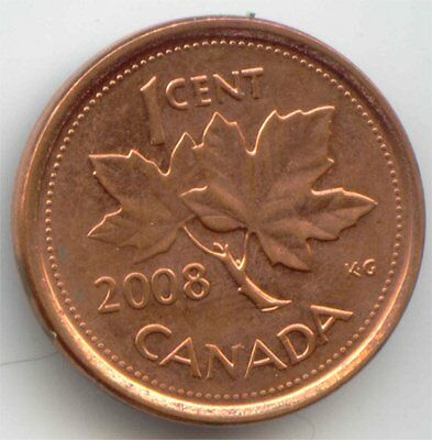 Canadian Penny 1 Cent / random year & condition FREE local pick up Auction cdn6