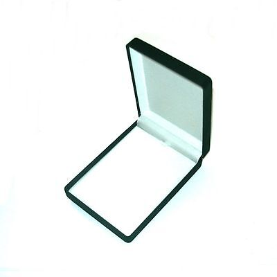New 1-6-12- 24-48-144 pcs Green Velvet Small Necklace Pendant Jewelry Gift Boxes
