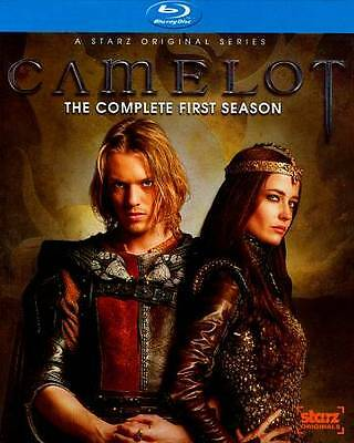 Camelot The Complete First Season (Blu-ray Disc, 2011, 3-Disc Set)