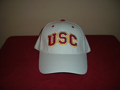 NWT University of Southern California Trojans Top of the World USC One-Fit hat