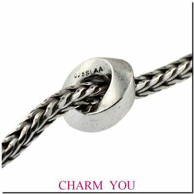 Authentic Trollbeads Sterling Silver 11435 End of School