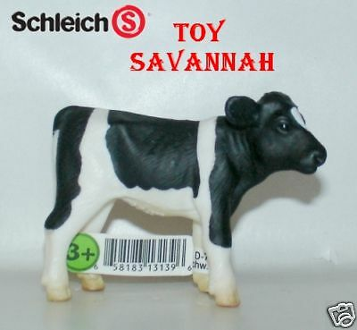 SCHLEICH Farm Life Retired HOLSTEIN CALF 13139