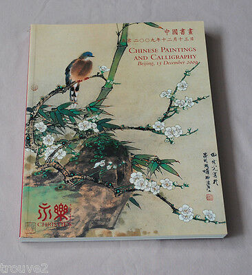 Christie's Beijing Chinese Paintings and Calligraphy 2009