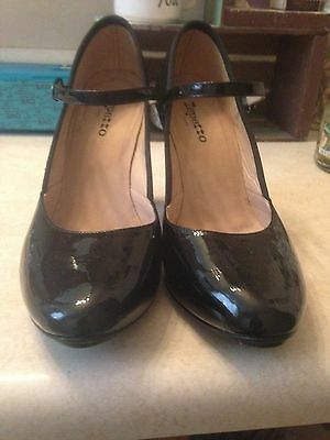 Repetto Paris Mary Jane Dance Heels, size 10 womens