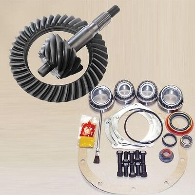 RICHMOND EXCEL 3.55 RING AND PINION & MASTER INSTALLATION KIT - FORD 8 inch