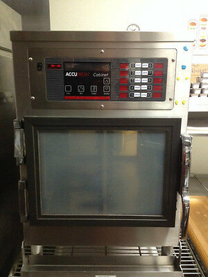 Carter Hoffmann Accufresh Pass Thru Heat and Humidity Cabinet model DQ-106  SALE