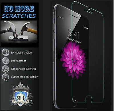 Wholesale Lot 100 iPhone LCD Screen Protector For iPhone 7 6s 4.7 HD LCD Clear
