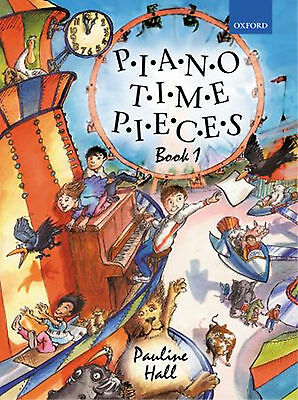 Piano Time Pieces 1 by Pauline Hall  - Same Day P+P