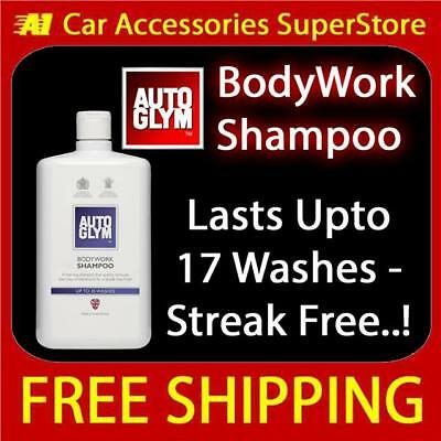 AutoGlym Pure Shampoo 1Ltr New For 2015 Upto 35 Washes