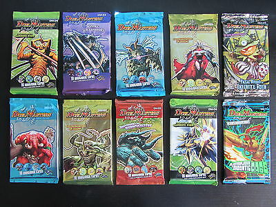 Duel Masters Trading Card Game - Original Wizards Of The Coast Booster Packs