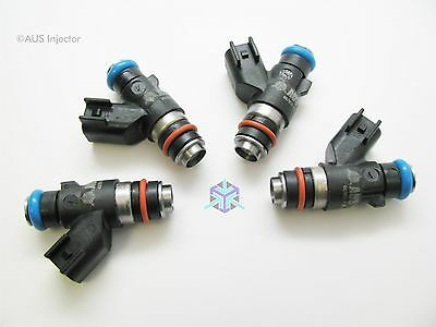 275 cc 26 Lbs AUS HIGH FLOW Racing Fuel Injectors fit HONDA Civic D17 [AUSD4-H]