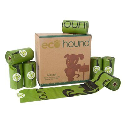 Biodegradable Dog Poo Bags On A Roll - Eco Friendly Dog Waste Poop Bags