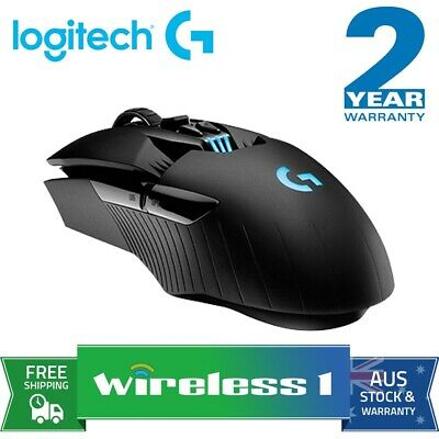 Logitech G903 Lightspeed Lag-free RGB Wireless Gaming Mouse