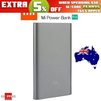 Genuine Xiaomi 10000mAh QC3.0 Polyme Power Bank Charger Pro V2 w/ Type-C Output