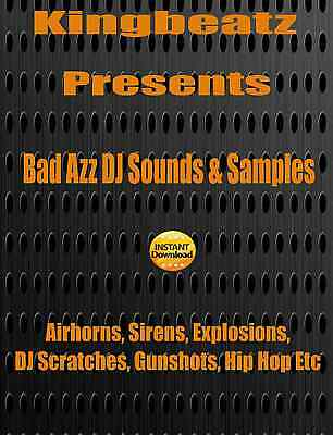 DJ SOUND EFFECTS & Airhorn Samples